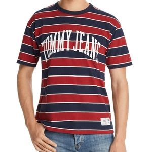 🛍2 for $20🛍  TOMMY JEANS STRIPE TEE SM